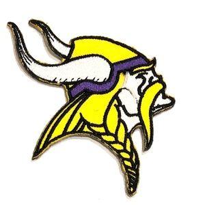 Other - Vikings patch NFL Minnesota football iron on DIY